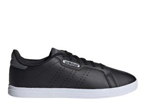 Γυναικεία Sneakers Adidas Courtpoint Base - ΜΑΥΡΟ adidas-FW7384