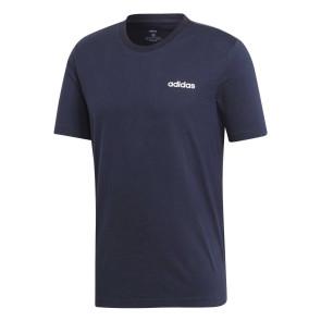 Ανδρική Κοντομάνικη Μπλούζα Adidas Essentials Plain Tee adidas-du0369