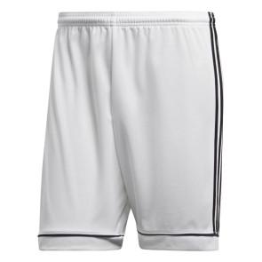 Ανδρικό Σορτς  Adidas Squad 17 - ΛΕΥΚΟ adidas-BJ9227