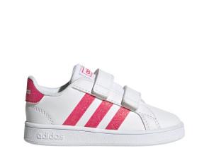 Παιδικά Sneakers Adidas GRAND COURT I - Λευκό adidas-EG3815