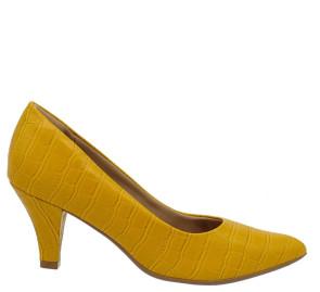 Ανατομικές Γόβες Piccadilly - Κίτρινο Κροκό piccadilly-745062-32 ΚΙΤΡΙΝΟ ΚΡΟΚΟ