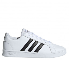 Παιδικά Sneakers Adidas GRAND COURT K - Λευκό adidas-EF0103