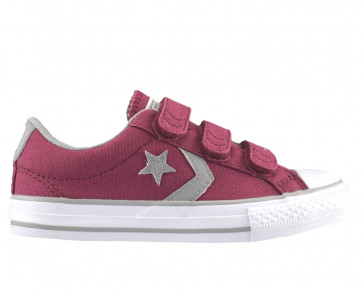 Converse Star Player 3V Ox -  Μπορντό