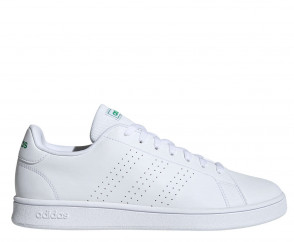 Sneakers Adidas Advantage Base - Λευκό Πράσινο adidas-EE7690