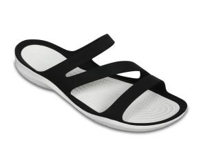 Γυναικεία Σανδάλια Crocs™ Swiftwater - ΜΑΥΡΟ crocs-203998-066