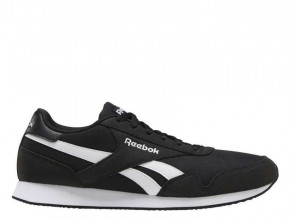 REEBOK ROYAL CL JOG - ΜΑΥΡΟ reebok-EF7788