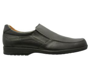 Ανδρικά παπούτσια Stern - ΜΑΥΡΟ stern-7008-3054-black