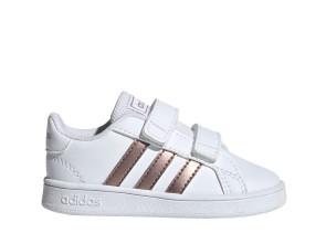 Παιδικά Sneakers Adidas GRAND COURT I - Λευκό adidas-EF0116