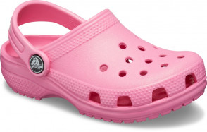 Παιδικά Σανδάλια Classic Clog Crocs™ - Pink Lemonade crocs-204536-669