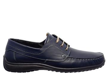 Aeropelma Ανδρικά Παπούτσια - Μπλε Σκούρο