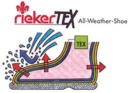 48a602b3671 Ανδρικά μποτάκια της εταιρείας Rieker από πολύ μαλακό και εξαιρετικής  ποιότητας δέρμα. Με ειδική μεμβράνη riekerTex η οποία εξασφαλίζει αδιάβροχη  προστασία.